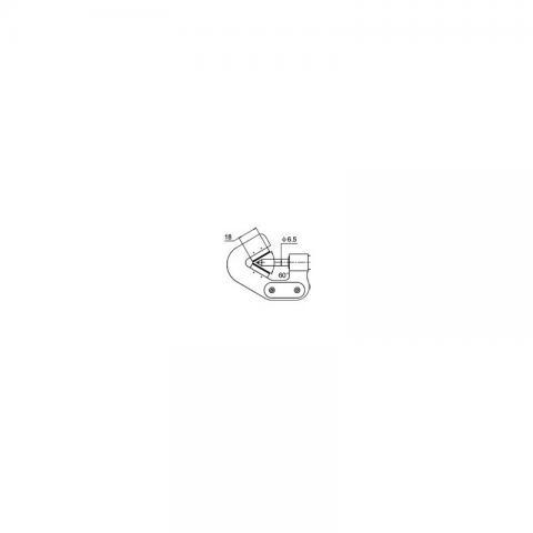 Микрометр призматический МПИ-45 - схема