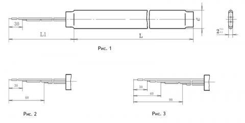 Схема габаритов ТСМ-0387