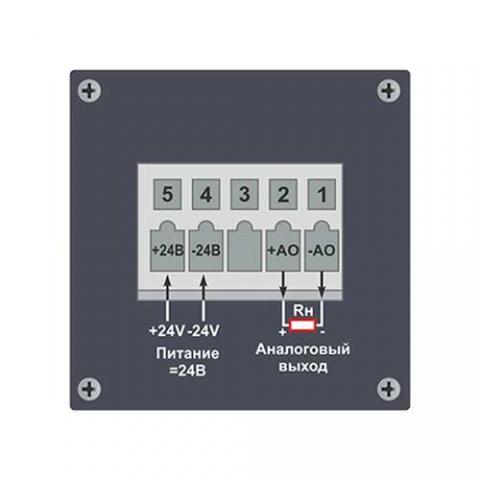Подключение блоков управления БРУ-1