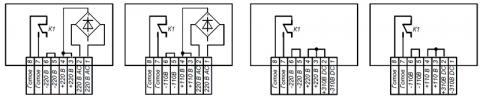 Рис.2. Схема подключения преобразователя напряжения БЖ600М