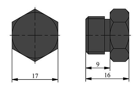 Схема заглушки под СДУ