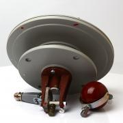 Поплавковый датчик уровня МС-1 - вид сзади