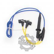 Комплект шнуров для мегаомметр ЭС0202/2Г