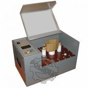 Установка испытания масла УИМ-90 - фото
