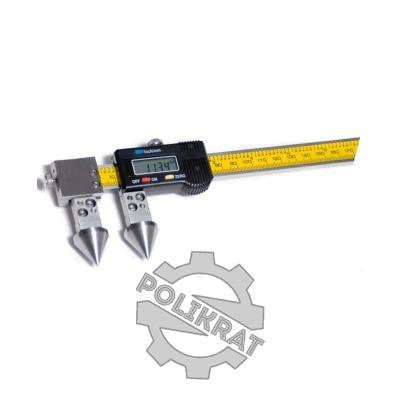Штангенциркуль для измерения межцентровых расстояний ШЦЦМ-1000 - фото