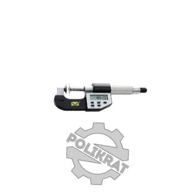 Микрометр зубомерный цифровой МЗЦ-25 - фото
