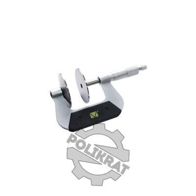 Микрометр листовой МЛ-100 - фото