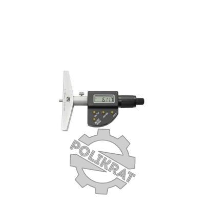 Глубиномер микрометрический цифровой ГМЦ-150 - фото