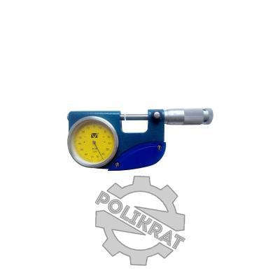 Микрометр рычажный МР-100 - фото