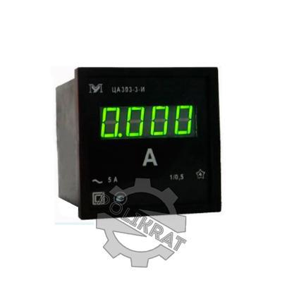 Амперметр ЦА0303-3-И - фото