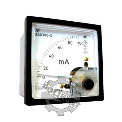 Амперметр ЭА0300-3 - фото