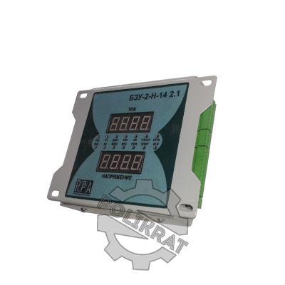 Фото блока индикации и мониторинга БЗУ-2-Н-14