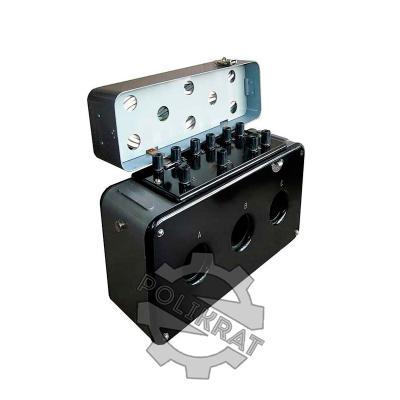 Блок измерительных трансформаторов тока И508М - фото