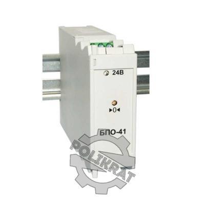 Блок преобразования сигналов термосопротивлений БПО-41