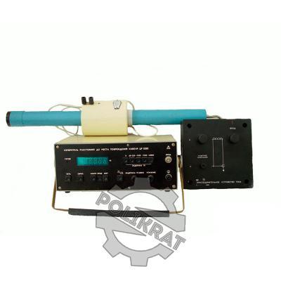 Измеритель расстояния до места повреждения кабеля ЦР0200 - фото