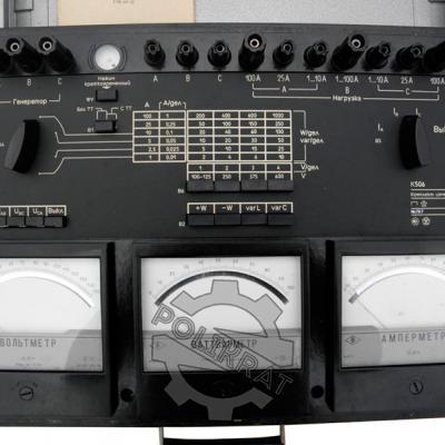 Комплект измерительный К506 - фото
