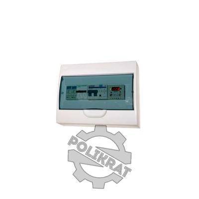 Фото комплекта релейной защиты и автоматики КРЗА-19