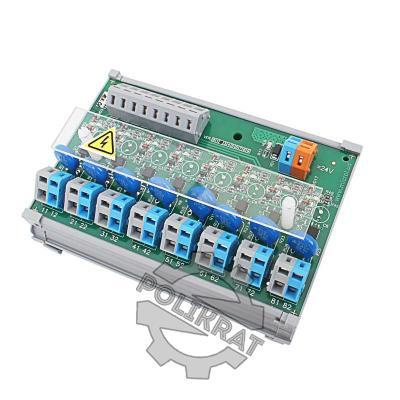 Модуль ввода дискретных сигналов МДС-8