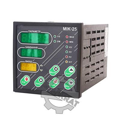 Микропроцессорный регулятор МИК-25