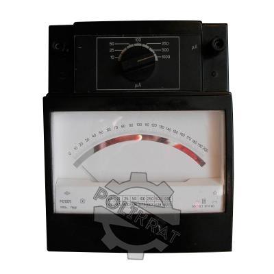 Микроамперметр М2005 - фото