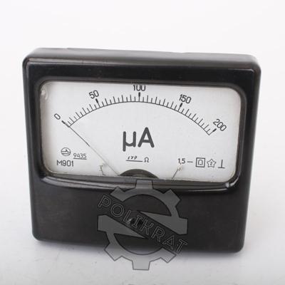 Микроамперметр М901 фото