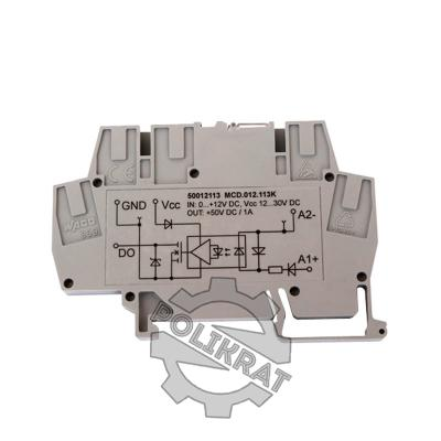 Фото модуля гальванической развязки MCD