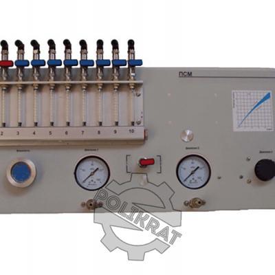 Панель сигнализации механическая ПСМ - фото