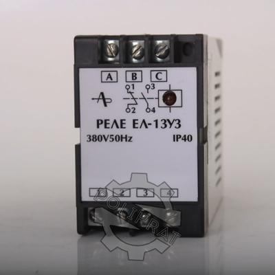 Реле контроля напряжения ЕЛ-13 фото 1