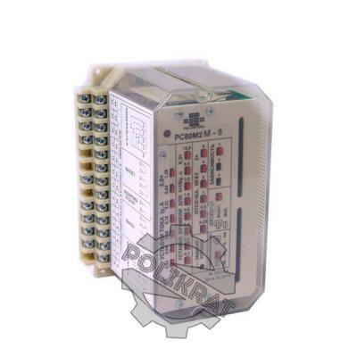 Фото реле РС80М2 с расширенными функциями