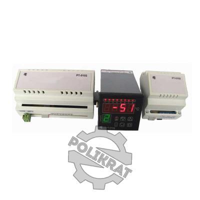 Регулятор-измеритель РТ-0102 Щ2-8 (многоканальний)