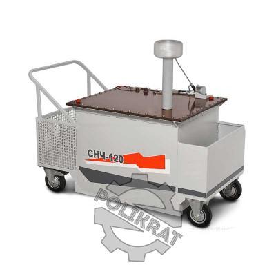Установка испытаний напряжением сверхнизкой частоты СНЧ-120КП