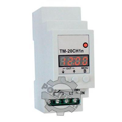 ТМ-20СН1п таймер - общий вид