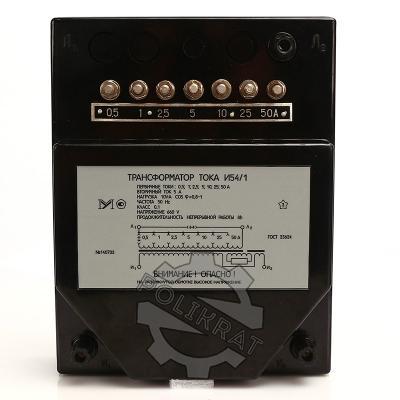 Трансформатор тока И54/1 - фото