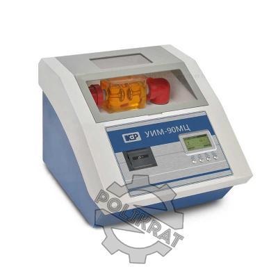 Установка для определения пробивного напряжения масла УИМ-90МЦ