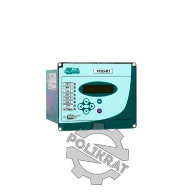 РС83-В1 устройство защиты по напряжению - общий вид