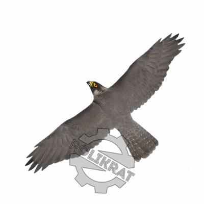 Визуальный отпугиватель птиц Хищник-1 - фото
