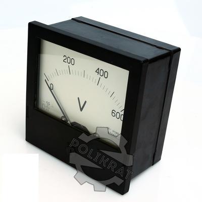 Вольтметр М380 - фото