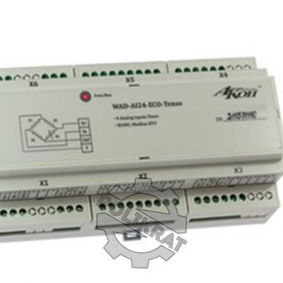 Аналоговый модуль ввода WAD-AO16-ECO - фото
