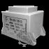 Малогабаритные трансформаторы для печатных плат ТН 60/35 G - фото