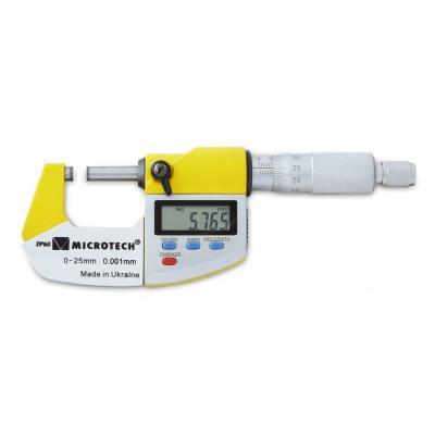 Микрометр цифровой МКЦ-125 IP65 - фото