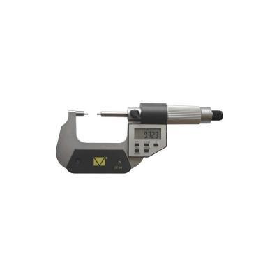 Микрометр с малыми губками цифровой МКМЦ-125 - фото