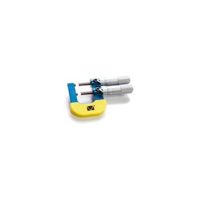 Микрометр предельный (двушкальный) МКП-25 - фото