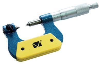 Микрометр универсальный аналоговый МКУ-25 фото