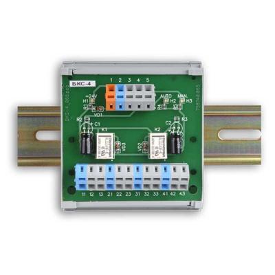 Блок коммутации сигналов БКС-4