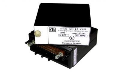 Блоки дистанционного управления типа БДУ-4-2 - фото