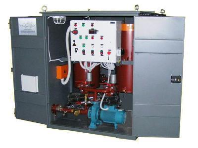 Установки для обработки трансформаторного и турбинного масел ЭТМА НТМ-70Е У1 - фото