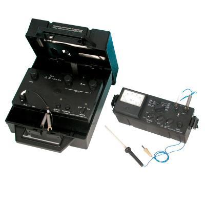 Измеритель напряжения прикосновения ЭК0200 - фото