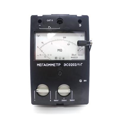 Мегаомметр ЭС0210/1Г - фото