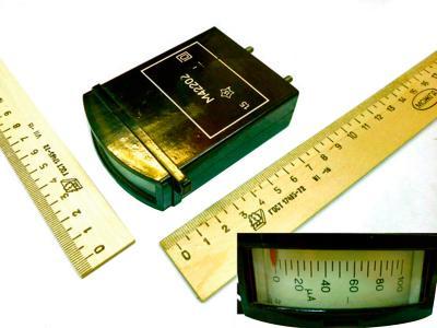 Микроамперметр М42202 - фото