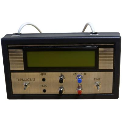 Программатор датчика температуры ПДТ-1М - вид спереди